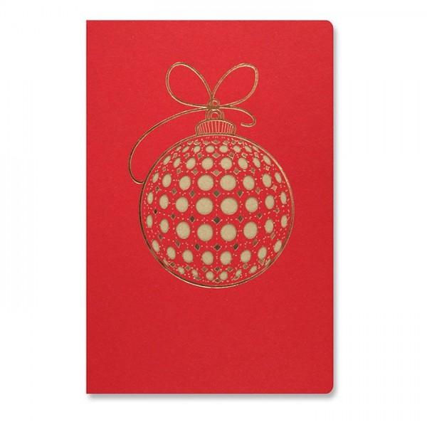 Vintage Weihnachtskarte Nr. 203