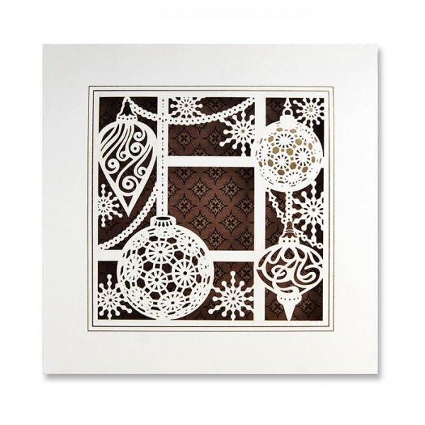Designer Weihnachtskarte Nr. 212