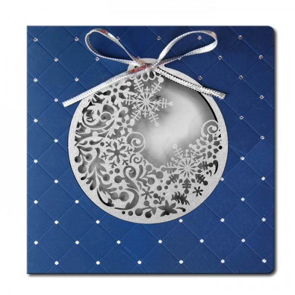 Designer Weihnachtskarte Nr. 196