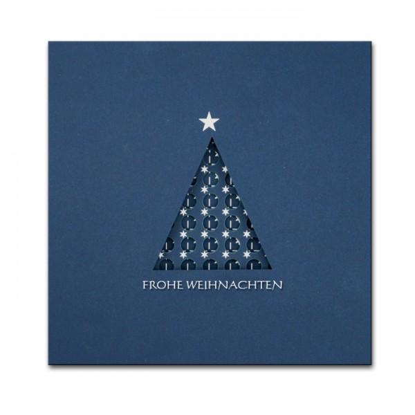 Kreative Weihnachtskarte Nr. 229