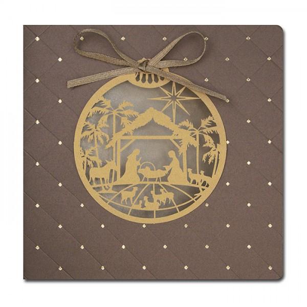 Designer Weihnachtskarte Nr. 194