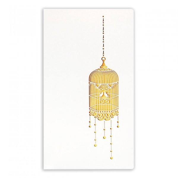 Designer Hochzeitskarte Nr. 45