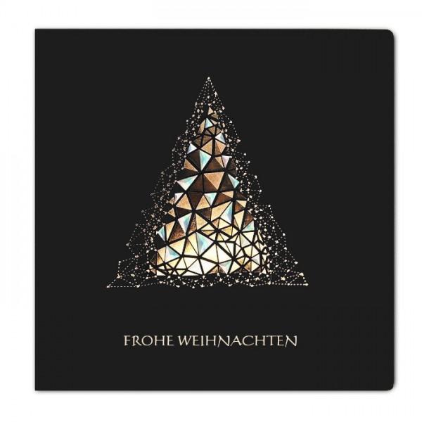 Designer Weihnachtskarte Nr. 218