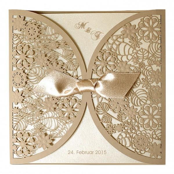 Designer Hochzeitskarte Nr. 18