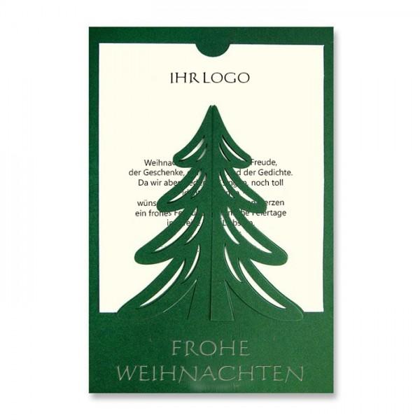 Kreative Weihnachtskarte Nr. 235