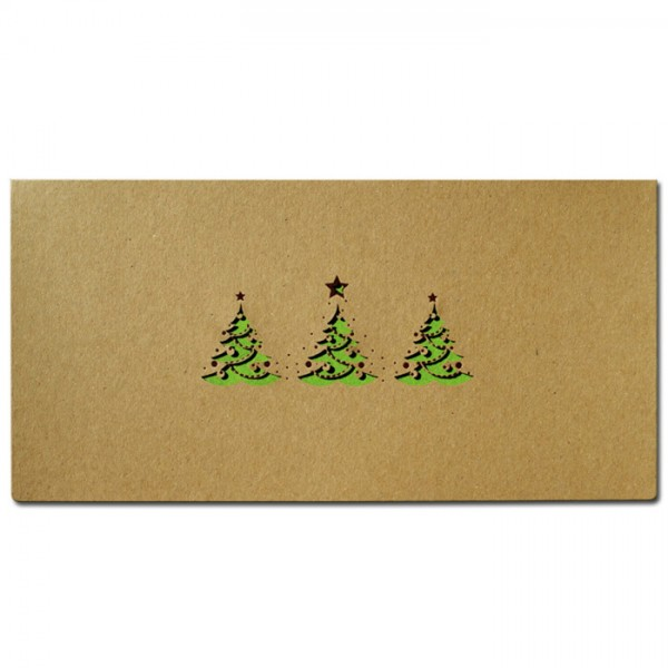 Designer Weihnachtskarte Nr. 181