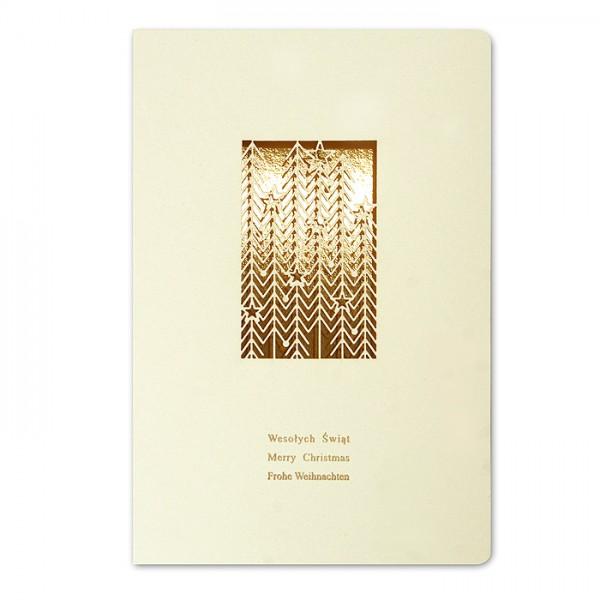 Designer Weihnachtskarte Nr. 293