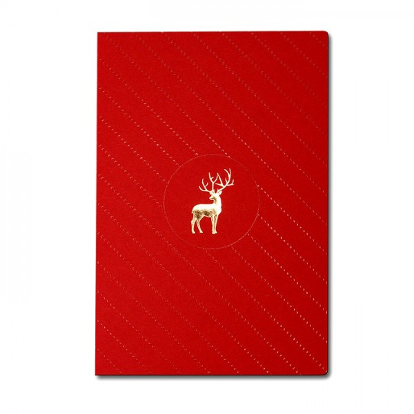 Designer Weihnachtskarte Nr. 161