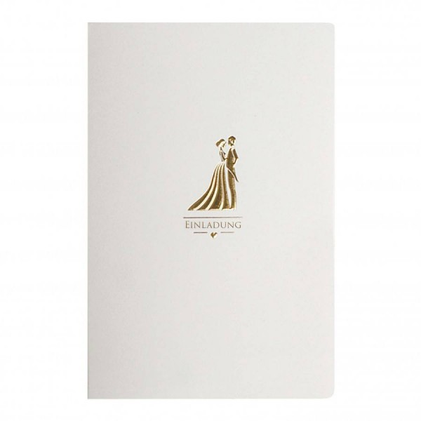 Kreative Hochzeitskarte Nr. 55