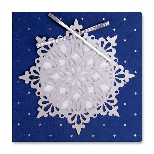 Kreative Weihnachtskarte Nr. 215