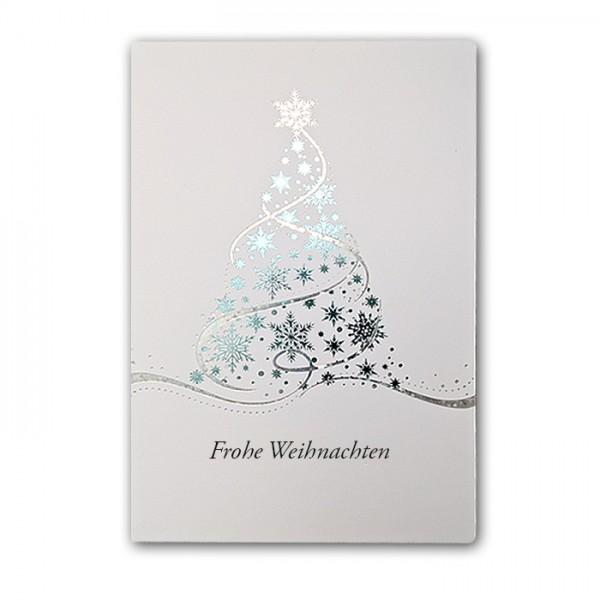 Designer Weihnachtskarte Nr. 226