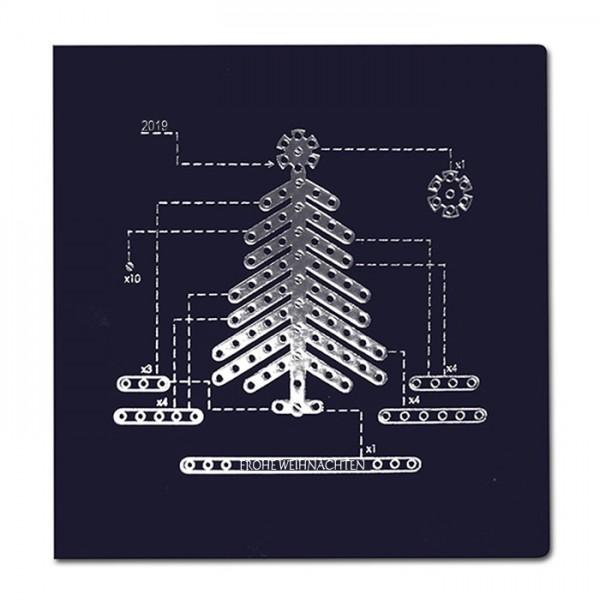 Kreative Weihnachtskarte Nr. 238