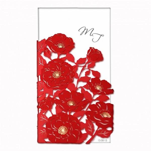 Designer Hochzeitskarte Nr. 37